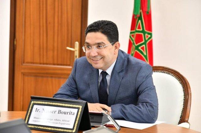 Nasser Bourita, ministre d'Exteriors del Marroc.