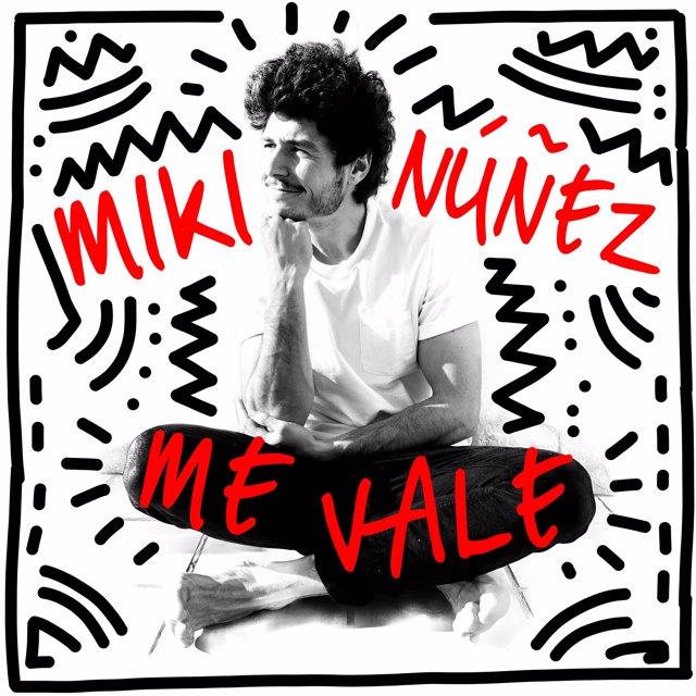 Archivo - Portada de la nova cançó de Miki Núñez 'Me Vale'.
