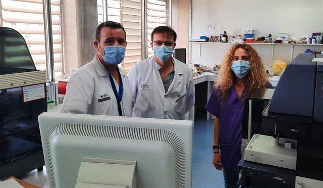 Investigadores del Hospital General crean un test de anticuerpos covid con una sensibilidad cercana al 100%