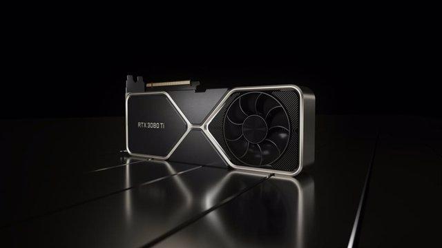 GeForce RTX 3080 Ti de Nvidia.