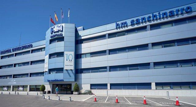 Archivo - El Hospital HM Sanchinarro, primer hospital privado de Madrid que administrará el CAR-T de Novartis