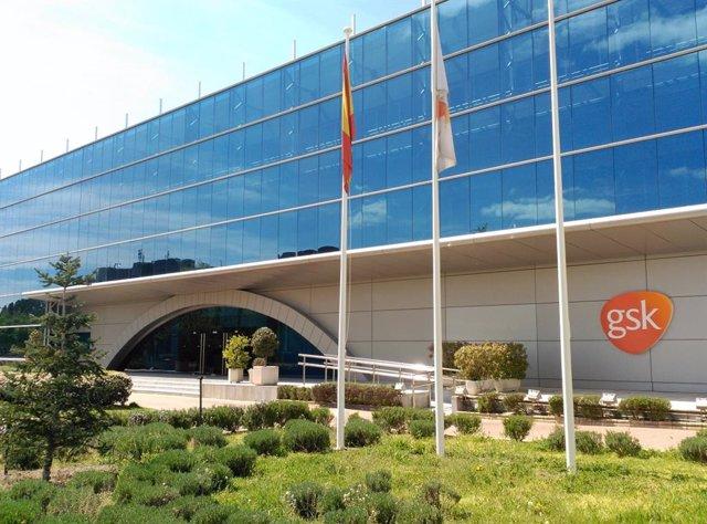 Archivo - Sede central de GSK España en Tres Cantos (Madrid)