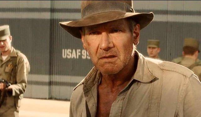 Harrison Ford ya está en Reino Unido para rodar Indiana Jones 5