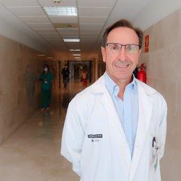 El doctor Álvaro Castellanos, nuevo presidente de la SEMICYUC.