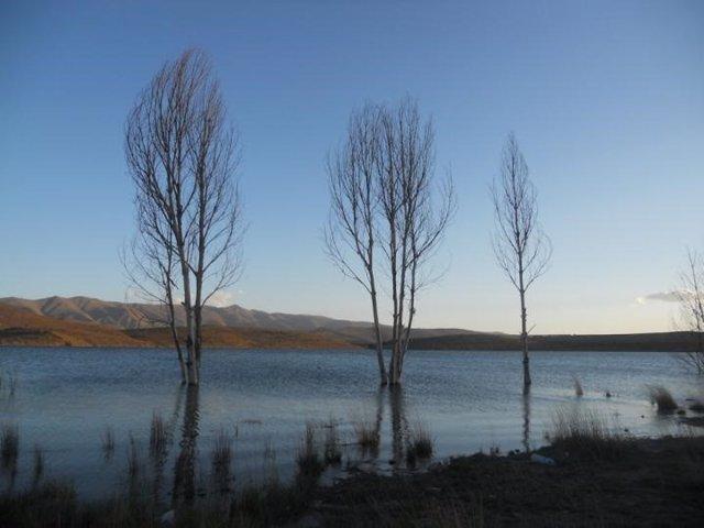 El lago Tislit se encuentra en las montañas del Alto Atlas de Marruecos. El siguiente paso es obtener más archivos sedimentarios de alta resolución de depósitos cercanos a la costa de Marruecos.