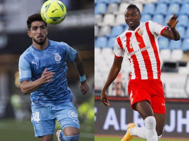 Girona y Almería estrenan el playoff este miércoles en Montilivi