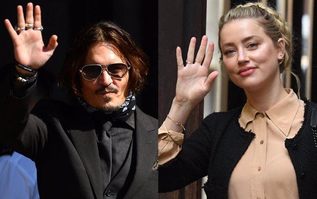 Archivo - Johnny Depp pide aplazar su juicio contra Amber Heard para rodar Animales Fantásticos 3