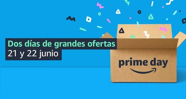 Prime Day' d'Amazon, el 21 i el 22 de juny.