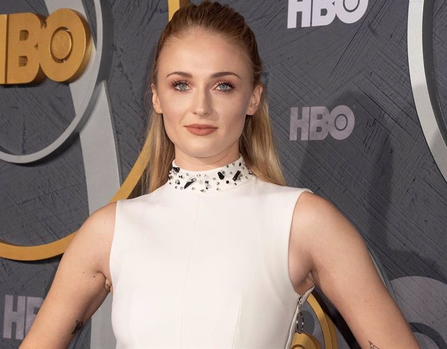 Sophie Turner attends HBO's Post Emmy Awards Reception at The Plaza at the Pacific Design Center on September 22, 2019 in Los Angeles