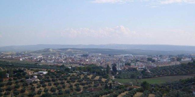 Vista del municipio de Bailén (Jaén)