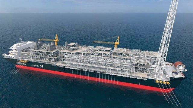 Archivo - Equinor y ExxonMobil invierten más de 6.500 millones en un campo de presal brasileño
