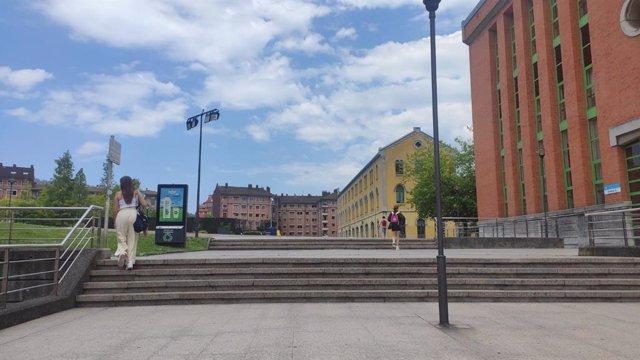 Campus del Milán en la Universidad de Oviedo