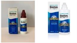 Retiran del mercado lotes de soluciones para lentes de contacto, lavado de ojos y lubricantes oculares de Bausch&Lomb