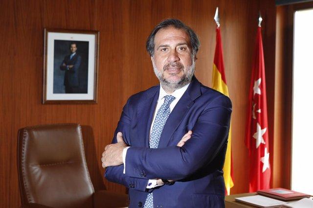 Archivo - La Cámara de Madrid resalta la transformación de los mercados e incide la importancia de la adaptación de las empresas