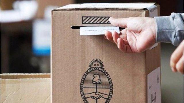 Archivo - Elecciones Argentina
