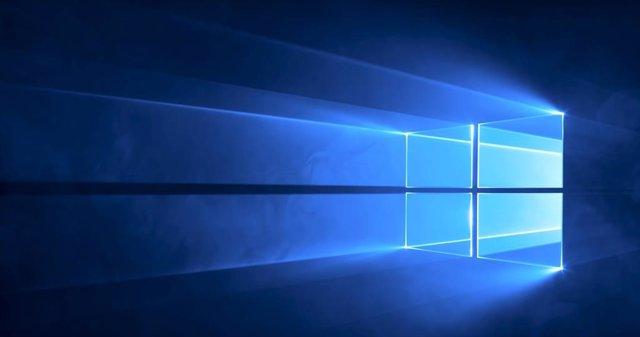 Archivo - Windows 10 logo