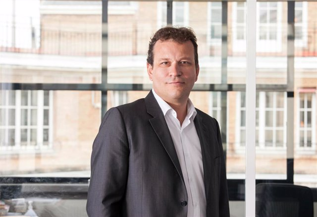 Archivo - Julien Lepage, presidente de Amiral Gestion
