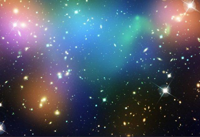 La materia oscura compone la mayor parte de la masa del Universo