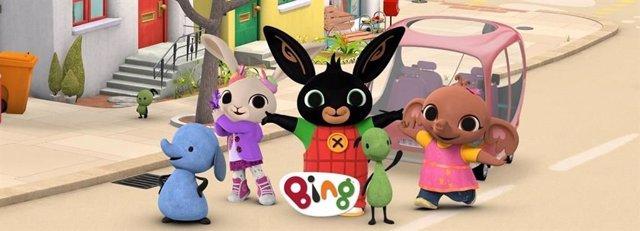 Nueva App para niños de Bing