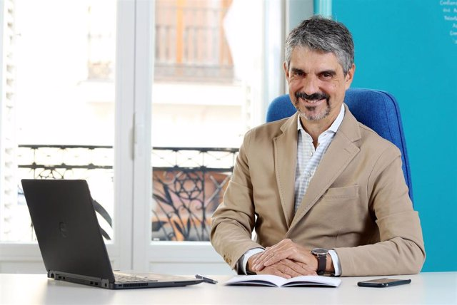 El director general de la Asociación para el Autocuidado de la Salud (Anefp), Jaume Pey