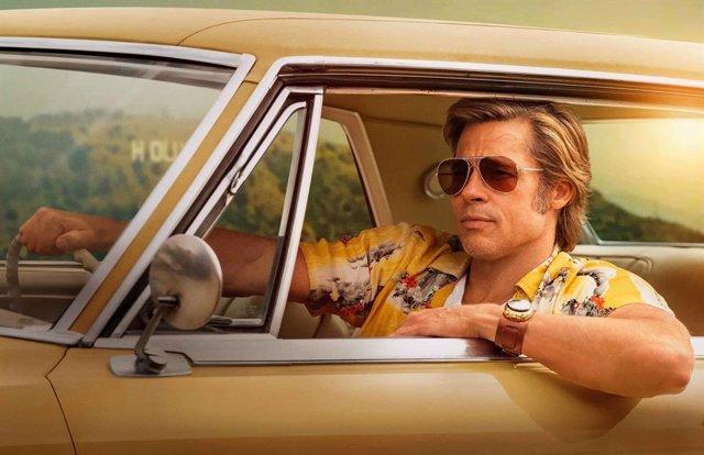 Quentin Tarantino indagará en el pasado de Cliff Booth (Brad Pitt) en la novela de Érase una vez en Hollywood