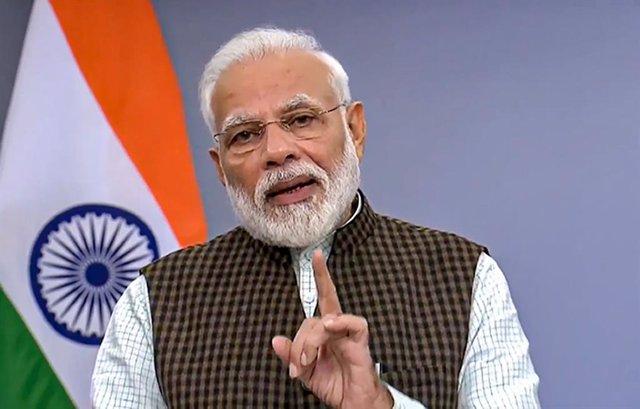 Archivo - El primer ministro de India, Narendra Modi.