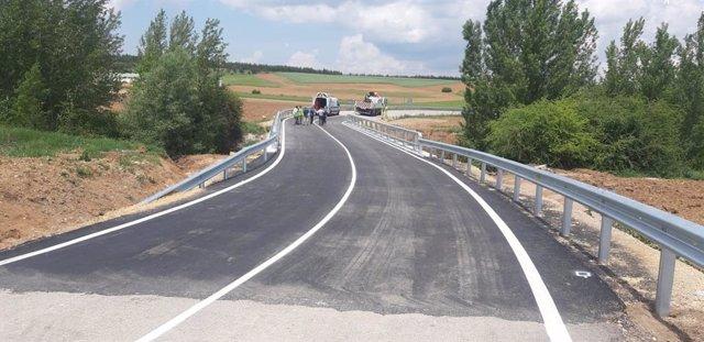 Puente de Bercimuel.