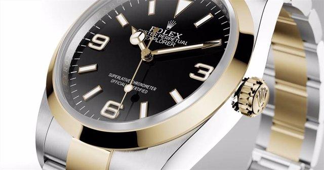 Reloj de Rolex.