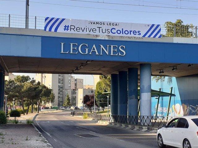 Leganés se vuelca con el CD Leganés