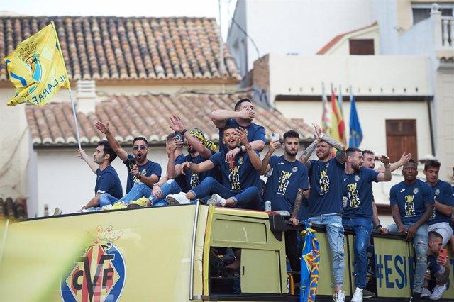 Villarreal, campeón de la Liga Europa