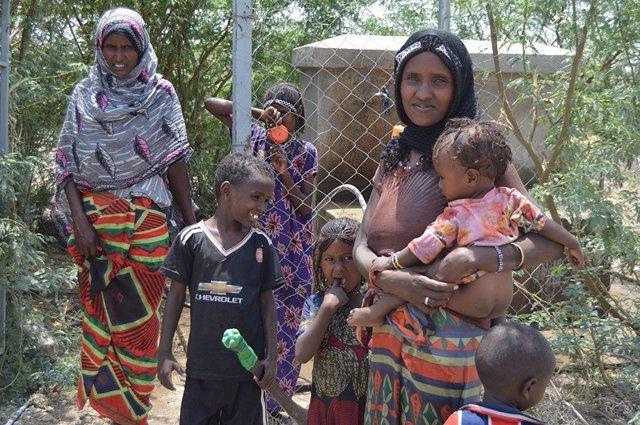 Archivo - Un  proyecto de salud y nutrición de la Fundación Amref Salud África entre mujeres embarazadas y niños, con la financiación de Laboratorios Viñas, ha beneficiado a 2.150 mujeres y a casi 9.000 niños en Etiopía