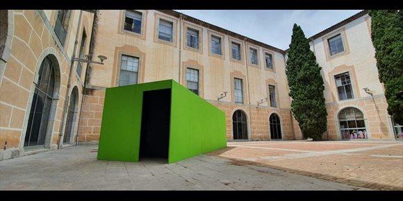 5. Los mallorquines Marina Cànoves y Lluís Vidaña exponen desde este viernes en la muestra Inund'ART de Girona