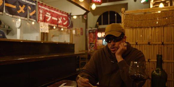 2. Bad Bunny canta en japonés en Yonaguni, su nueva canción