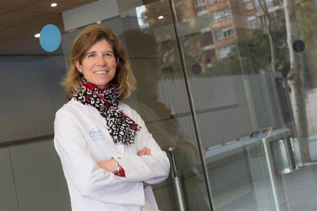 Archivo - La responsable del Grupo de Genética del Cáncer y miembro de la Unidad de Cáncer de Mama del Vhio, Judith Balmaña, es coautora del estudio
