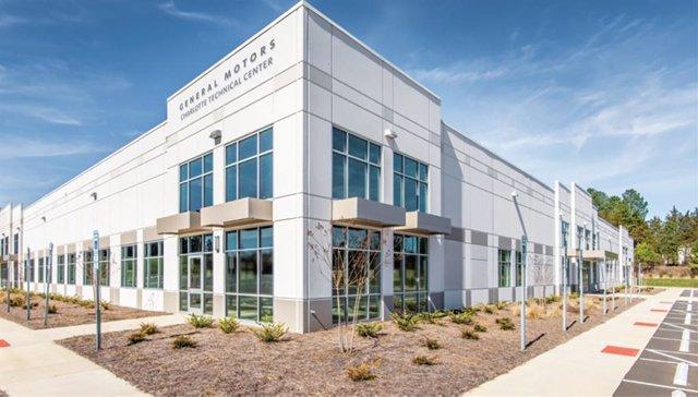 Centro de General Motors en Charlotte