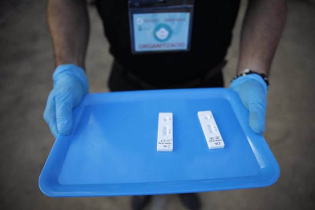 Aragón notifica 153 nuevos casos de COVID-19 y un fallecido en las últimas 24 horas.