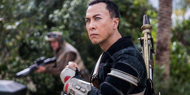 Archivo - Donnie Yen en Rogue One: Una historia de Star Wars