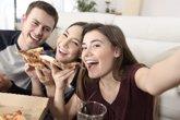 Foto: Así cambió la dieta de los adolescentes en confinamiento