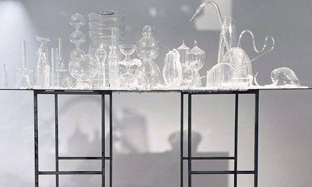 L'obra 'CO(NH2)2(sèrie) de Stella Rahola, guanyadora del Premi d'Escultura 2021 de la Fundació Vila Casas