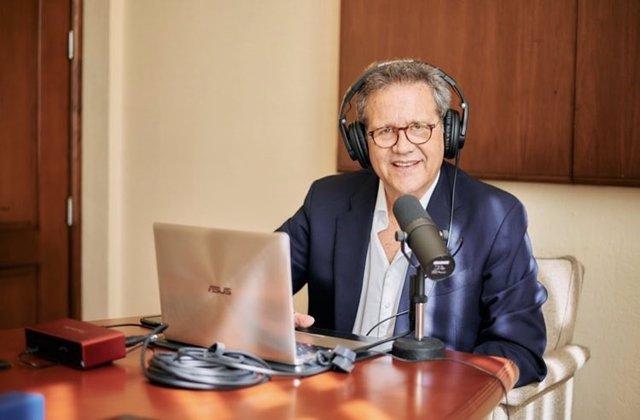 Precandidato presidencial por Alianza Ciudadanos por la Libertad de Nicaragua, Arturo Cruz