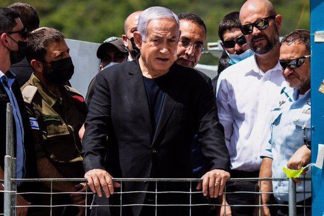 Archivo - Arxivo - El primer ministre d'Israel, Benjamin Netanyahu