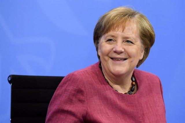 La canceller alemanya, Angela Merkel
