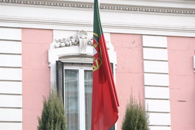 Archivo - Bandera de Portugal