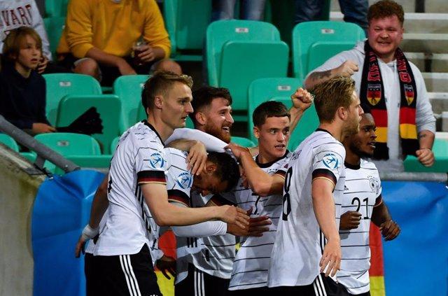 Alemania - Portugal