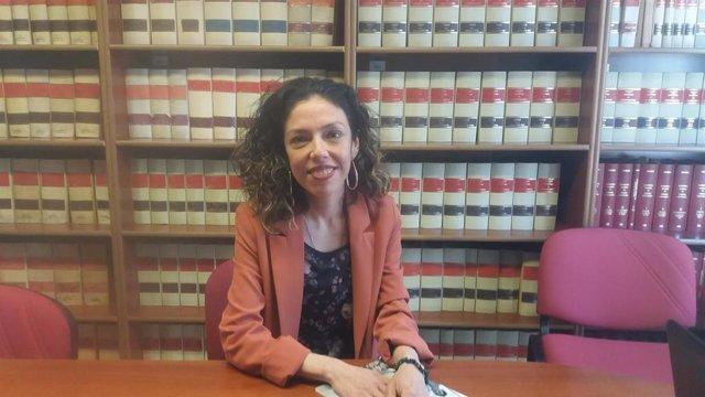 La jurista Isabel Aguilar, especialista en Derecho Sanitario y en Gestión Sanitaria