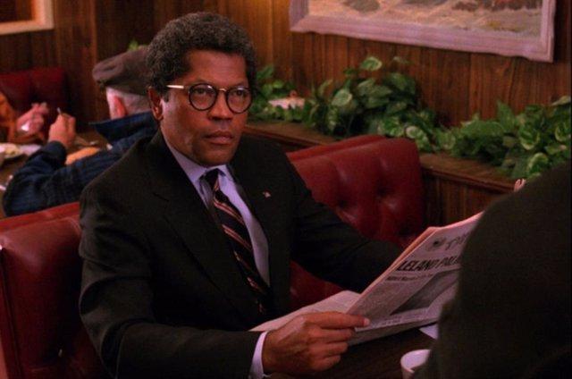Clarence Williams III en Twin Peaks