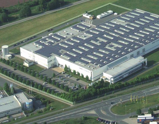 Empresa alemanya especialitzada en la instal·lació de productes sanitaris, Sanit