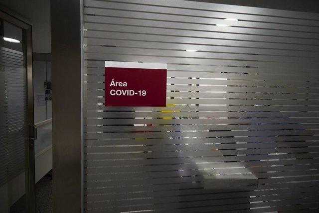 Archivo - Área Covid-19