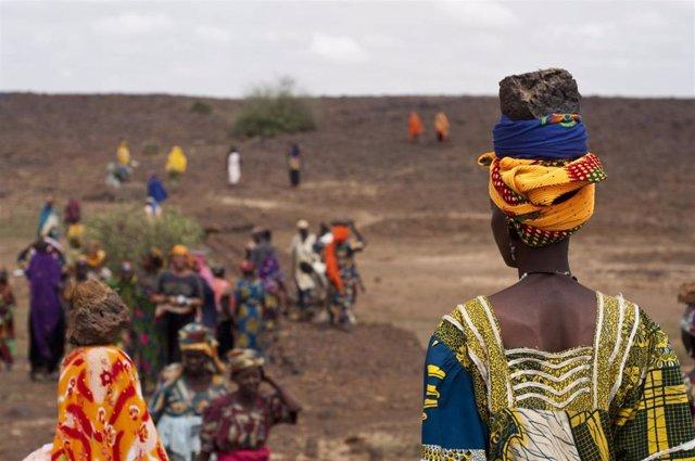 Región de Tahoua, en Níger