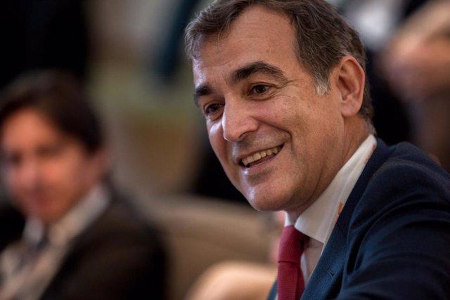 Archivo - El consejero delegado de Babel, Rafael López.